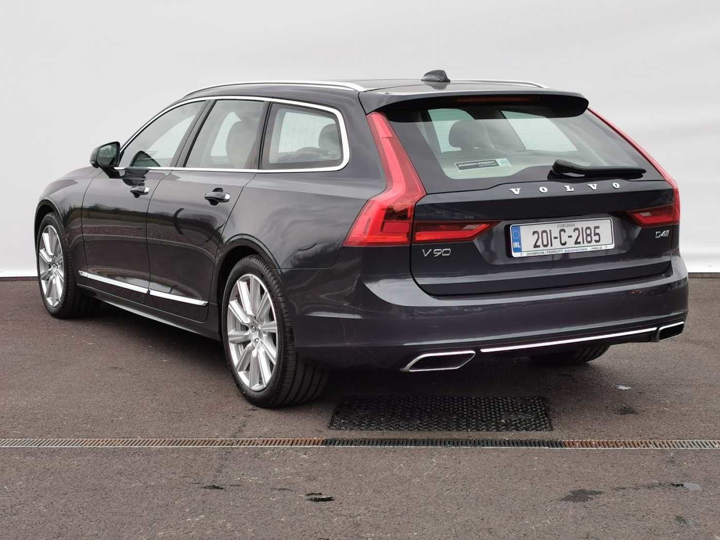 Volvo  D4 Inscription Auto (Polestar Engineered, Panoramic Roof, Massage Seats)