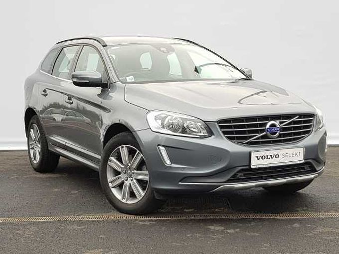 Volvo XC60 D4 SE Automatic (Heated Screen, Heated Seats, Rear Camera, Front Sensors)