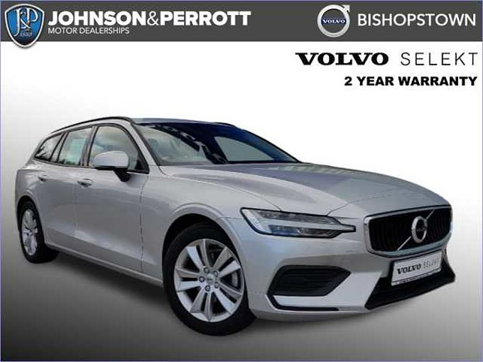 Volvo V60 II D3 Momentum Automatic (LED Headlights, Lane Assist, Leather Upholstery)