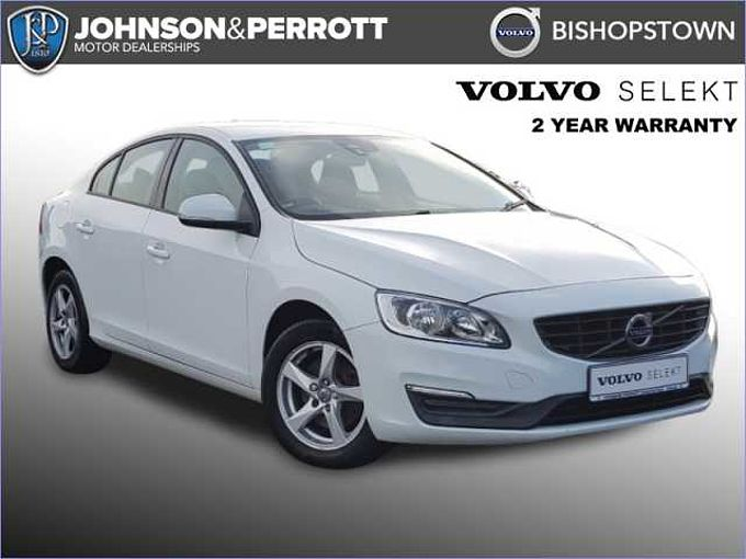 Volvo S60 D2 Business Edition (Rear Sensors, Navigation, Cruise Control)