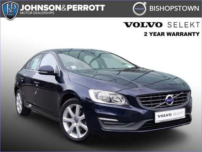 Volvo S60 D2 SE Automatic (Leather, Navigation, Heated Seats, Heated Screen)