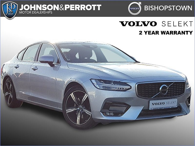 Volvo  D4 R-Design Auto (Rear Parking Camera, Heated Seats, LED Headlights)