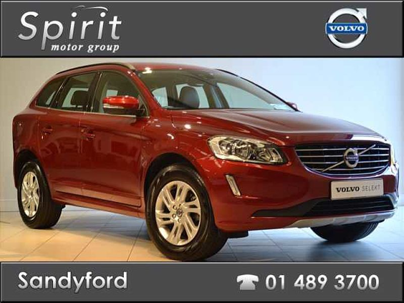 Volvo XC60 D4 SE 190 HP Automatic