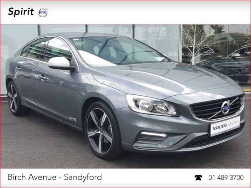 Volvo S60 D2 R-Design 120 HP