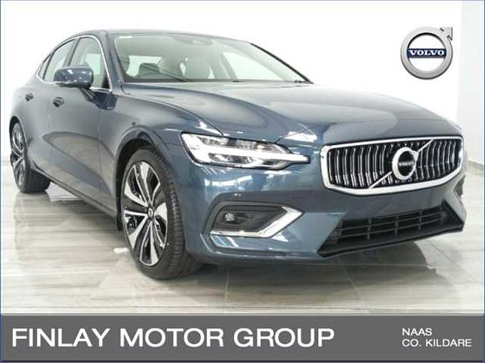 Volvo S60 III T4 Inscription Automatic ( Pilot assist , Winter Pack , Upgrade Alloy wheel )